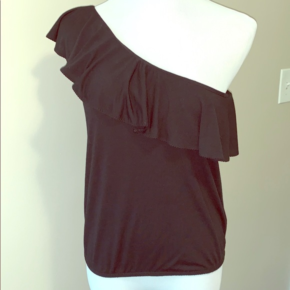 American Eagle Outfitters Tops - AE one shoulder top